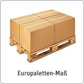 Europaletten-Maß