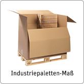 Industriepaletten-Maß