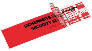 Sicherheitssiegelbänder