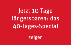 40Tagesspecial