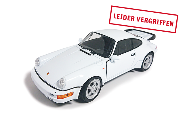 Modellauto Porsche Turbo 911