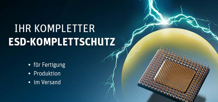 Header - kompletter ESD-Schutz