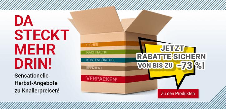 Sensationelle Herbst-Angebote zu Knallerpreisen!