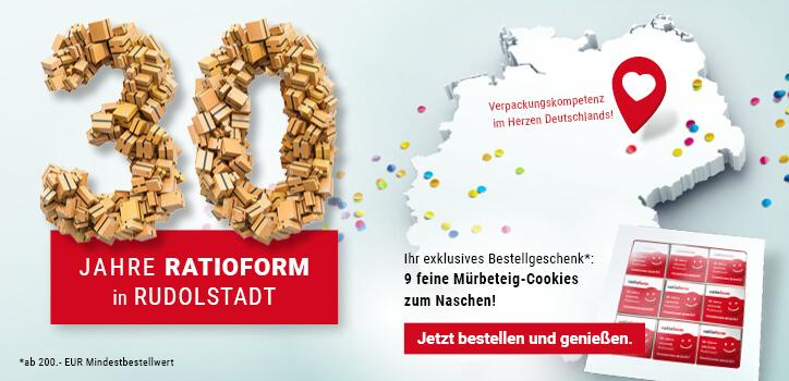 Region Ost feiert 30.Geburtstag und ganz Deutschland feiert mit